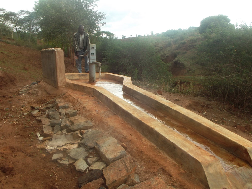 Photo of Nzengu Nngomani Shallow Well #1