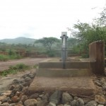 The Water Project: Nzengu Nngomani Shallow Well #2 -