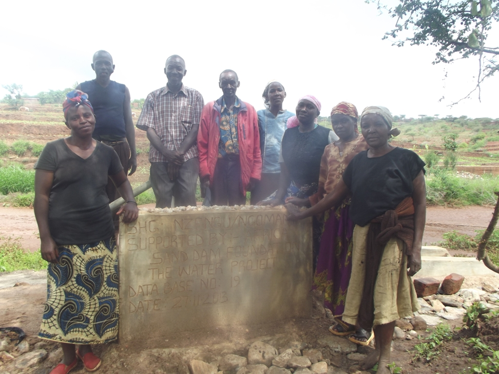 Photo of Nzengu Nngomani Shallow Well #2