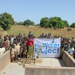 The Water Project: Kousielle Primary School -