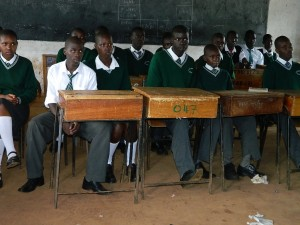 The Water Project : kenya4221-17-students-of-tuloon-school-community-education