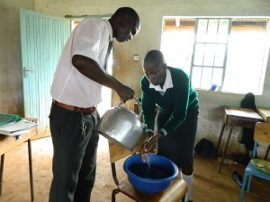 The Water Project : kenya4221-26-tulon-school-handwashing-demonstration