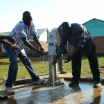 The Water Project: Tulon Secondary School -