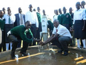 The Water Project : kenya4221-37-tulon-secondary-school-handing-over