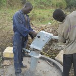 The Water Project: Kenshunga Community -