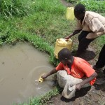 The Water Project: Kyakakunguru Mudhel -