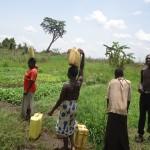 The Water Project: Kyakakunguru Mudhel -