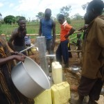 The Water Project: Kiyogoma Aluderebo -