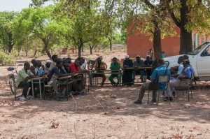 The Water Project : burkinafaso9055-06-meeting-with-community