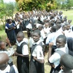 The Water Project: Inaya Primary School -