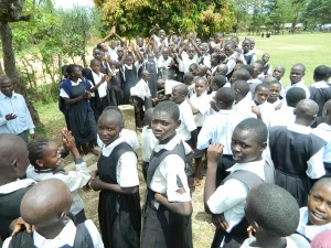 The Water Project : kenya4213-20-inaya-pupils-of-the-school-during-the-handing-over