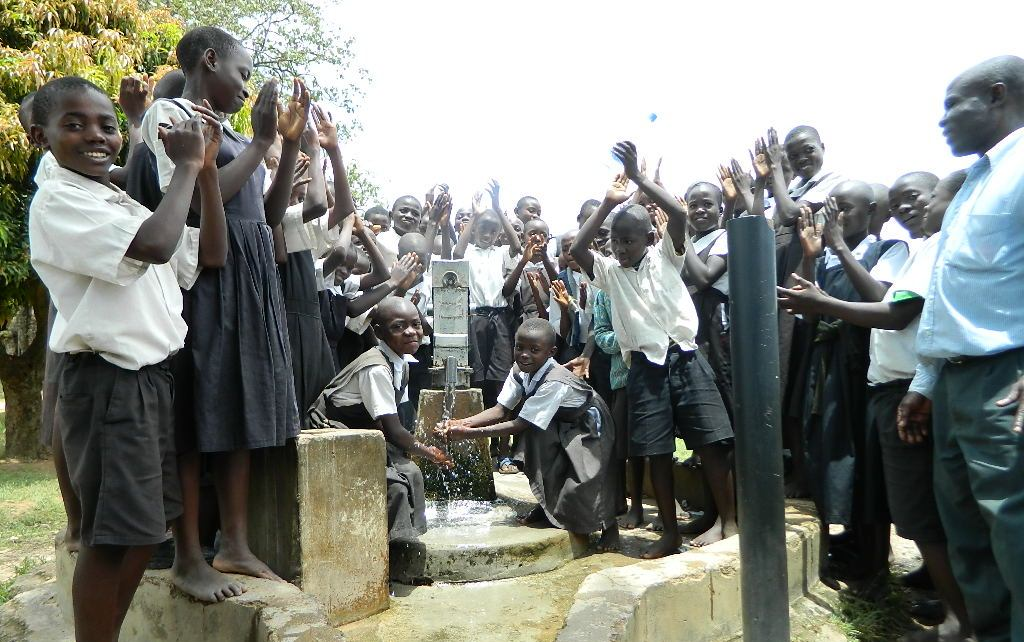 The Water Project : kenya4213-24-inaya-handing-over-1