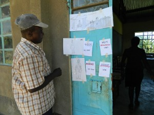 The Water Project : kenya4252-17-the-voting-process