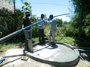 The Water Project : kenya4252-21-pump-installation