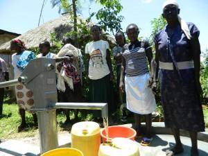 The Water Project : kenya4252-27-handing-over