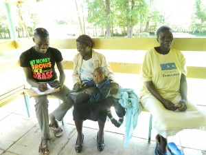 The Water Project : kenya4256-19-interviews-carried-on-with-the-patients
