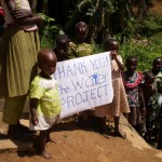 The Water Project: Bweseletse Spring -