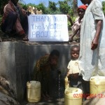 The Water Project: Furi Spring -