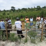 The Water Project: Ekikagate III Community -