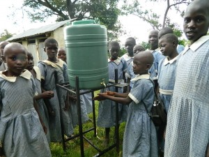 The Water Project : kenya4277-14-ihonje-primary-school-handwashing-stations