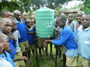 The Water Project : kenya4277-15-ihonje-primary-school-handwashing-stations