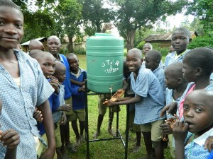 The Water Project : kenya4277-16-ihonje-primary-school-handwashing-stations