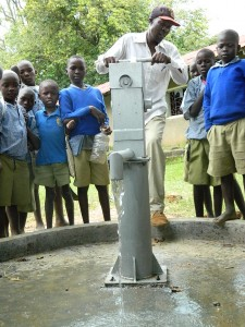The Water Project : kenya4277-18-ihonje-primary-school-pump-installation