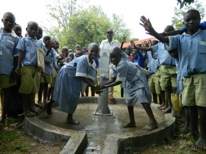 The Water Project : kenya4277-22-ihonje-primary-school-handing-over
