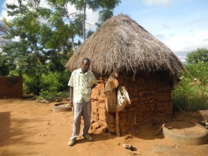 The Water Project : kenya4297-23-second-member-and-his-kitchen