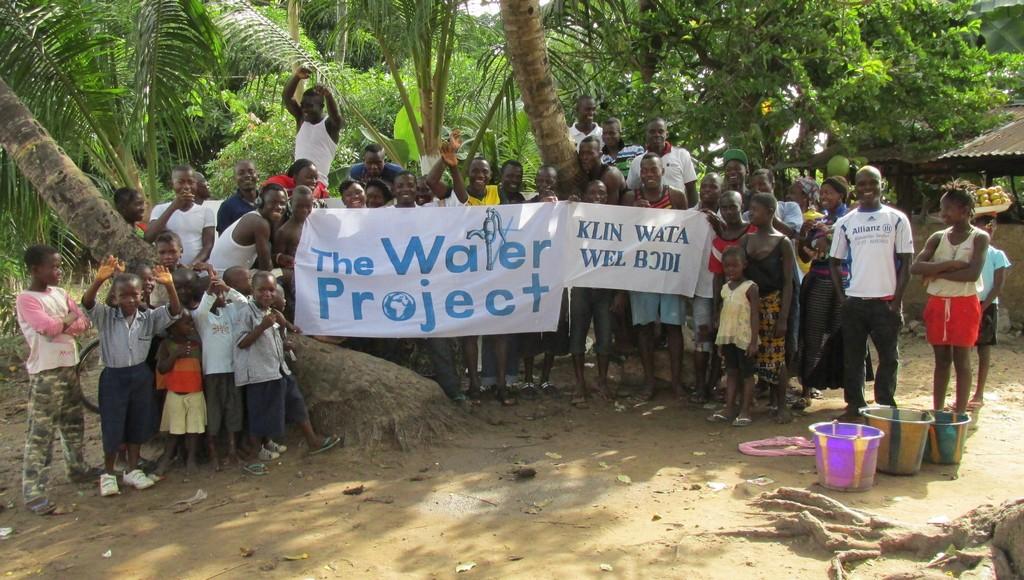 Photo of Targrin Community Well Rehabilitation