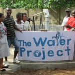 The Water Project: Lungi Government Hospital Well Rehabilitation -