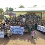 The Water Project: DEC Kamasondo School Well Rehabilitation -