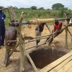 The Water Project: Kinyara West -