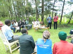 The Water Project : kenya4256-30-hygiene-and-sanitation-training-at-chebwayi-community