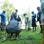 The Water Project: Chebwayi Dispensary -