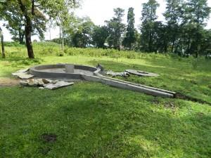 The Water Project : kenya4256-42-repaired-pad-of-chebwayi-community