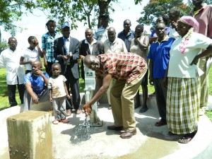 The Water Project : kenya4256-43-handing-over-of-the-chebwayi-rehabilitated-well