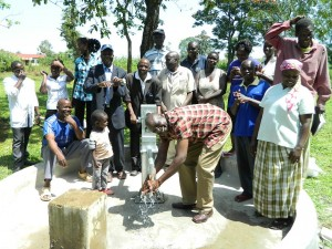 The Water Project : kenya4256-44-handing-over-of-the-chebwayi-rehabilitated-well