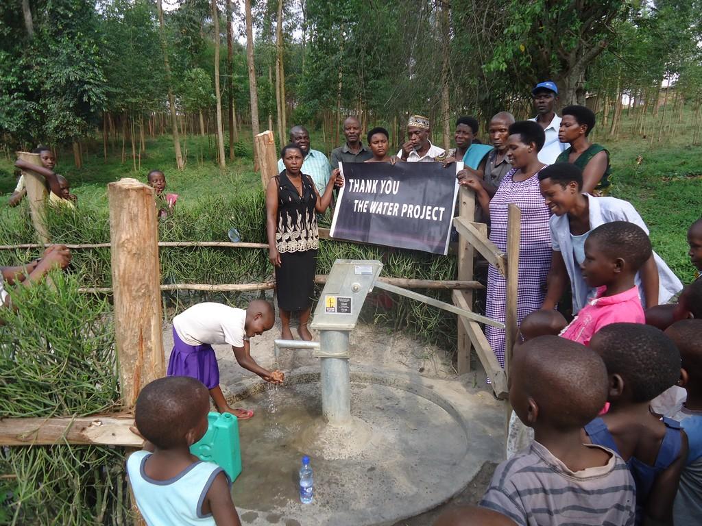 The Water Project : uganda6048-13