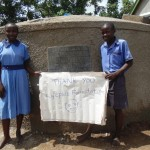 The Water Project: Bulanda Primary School -