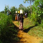 The Water Project: Standi Mboga Community, Bwetsulu Spring -
