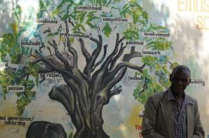 The Water Project : kenya4292-02-emusala-principal-addressing-visitors