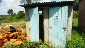 The Water Project : kenya4292-15-old-latrine