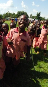 The Water Project : kenya4292-21-students-enjoying-break