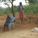 The Water Project: Kakima B Community B -
