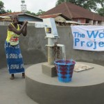 The Water Project: Lungi Community 2014 Well Rehabilitation -