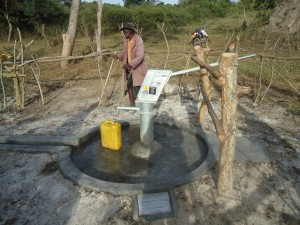 The Water Project : uganda6049-01-caretaker