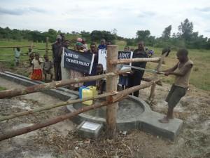 The Water Project : uganda6050-05