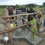 The Water Project: Kashongi Central -