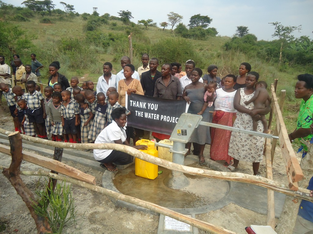 The Water Project : uganda6051-08